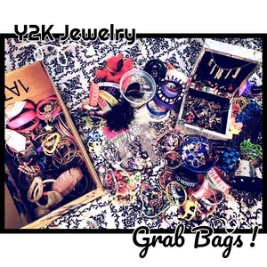 🌼Y2K Mystery GRAB BAGS! Jewelry Accessories Punk